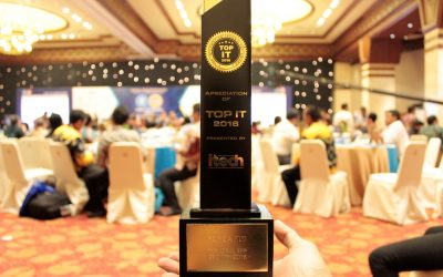 FORCA ERP Raih Penghargaan TOP Local ERP Growth 2016