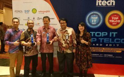 Menjadi Konsultan Pengawas ERP, SISI Sukses Hantar PTPN III Raih Top IT Implementation