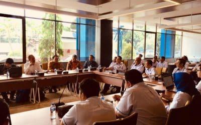 SISI Akan Lakukan Pengawasan Optimal untuk Keberhasilan Implementasi ERP PT LEN Industri (Persero)