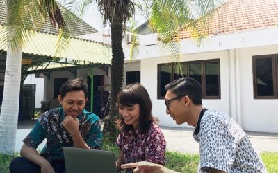 Meet Up with The Developers : All We Know, Amankan Dokumen dan Transfer Knowledge
