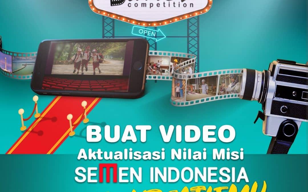 Yuk Ikutan Semen Indonesia Stories Competition 2019!