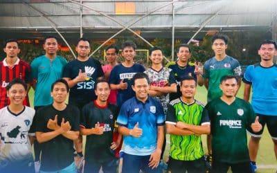Sportivitas dan Gaya Hidup Sehat, Cara Jitu Penggiat Futsal SISI Tingkatkan Sinergi