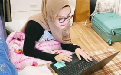 Ramai Imbauan Kerja Dari Rumah, Caca Berbagi Tips Agar Kamu Tetap Produktif Dalam Bekerja