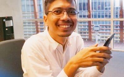 Mulai Saja Dulu, Cerita Perjalanan Erry Kurniawanto dalam Karir